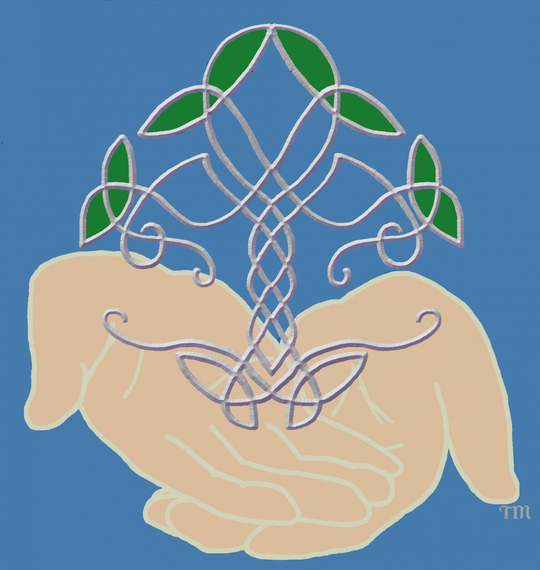 Sacred Tree Massage logo